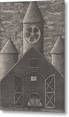 The Holy Place  Metal Print by Erik Paul