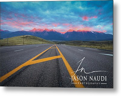Metal Print featuring the photograph The Hours by Jason Naudi