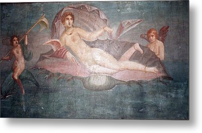 The House Of Venus Metal Print by Marna Edwards Flavell