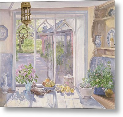 The Ignored Bird Metal Print by Timothy Easton