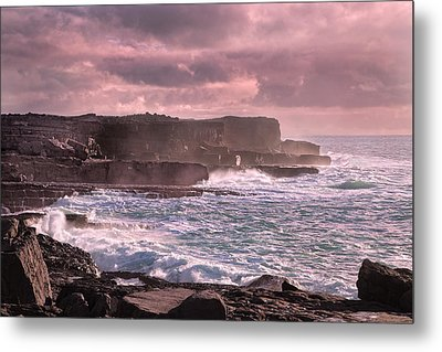 The Inishmore Spell Metal Print by Betsy Knapp