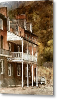 The John Brown Museum Harper's Ferry Metal Print