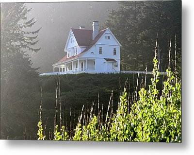 The Keepers House 2 Metal Print by Laddie Halupa