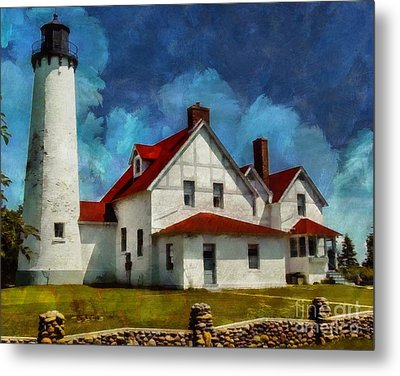 The Keeper's House 2015 Metal Print