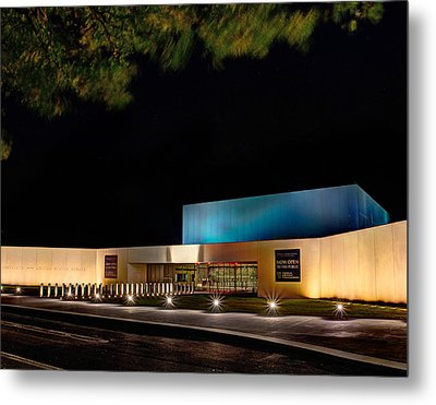 The Kennedy Institute 002 Metal Print