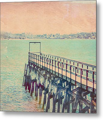 The Landing Quincy Metal Print