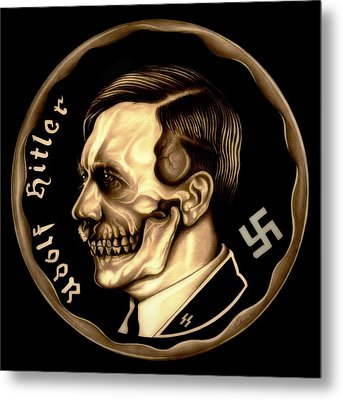 The Last Reich Metal Print