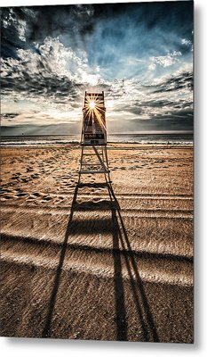 The Last Stand Metal Print by Jim Moore