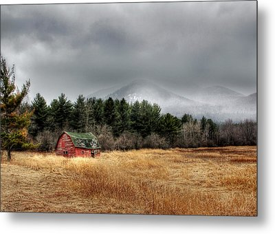 The Last Stand Metal Print by Lori Deiter