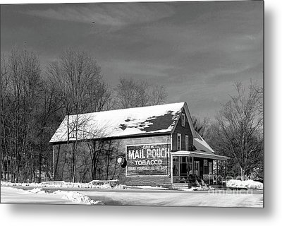 The Layton Country Store Metal Print