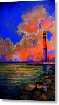 The Light Metal Print by Emery Franklin