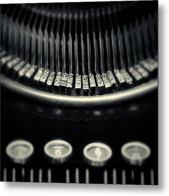 Metal Print featuring the photograph The Literate Piano by Richard George