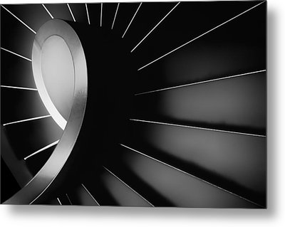 The Long Dark Metal Print by Paulo Abrantes