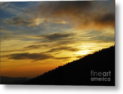 The Loud Music Of The Sky Metal Print