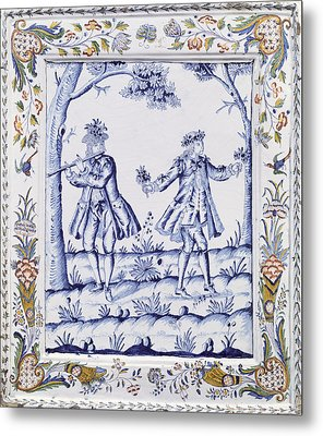 The Magic Flute Metal Print
