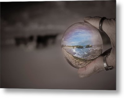 Metal Print featuring the photograph The Magic by Lora Lee Chapman