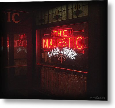 The Majestic Metal Print by Tim Nyberg