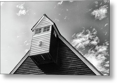 The Mill House Metal Print