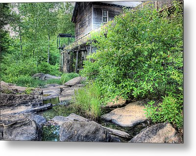 The Mill Metal Print by JC Findley