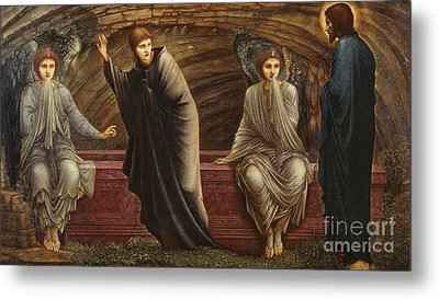The Morning Of The Resurrection Metal Print