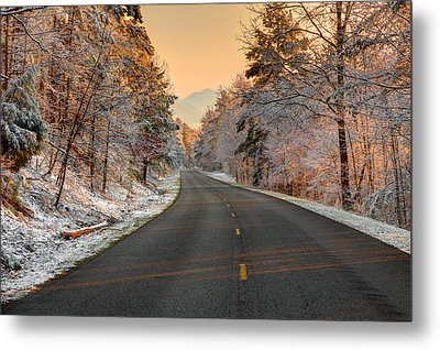 The  Morning Shines Metal Print by Mike Eingle