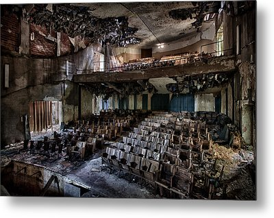 The Mosquito Theatre Metal Print