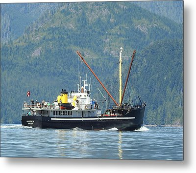 The Mv Uchuck #8 Metal Print