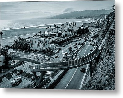 The New P C H Overpass Metal Print