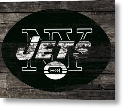 The New York Jets 3h Metal Print