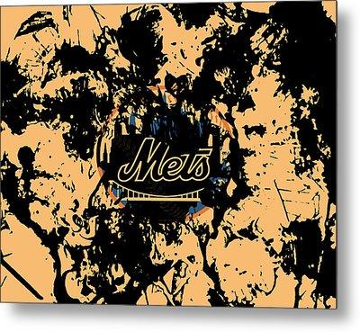 The New York Mets 1a Metal Print