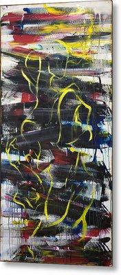 The Noose Metal Print by Sheridan Furrer