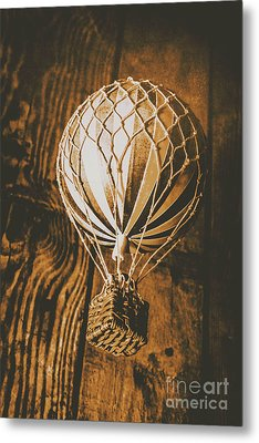 The Old Airship Metal Print by Jorgo Photography - Wall Art Gallery