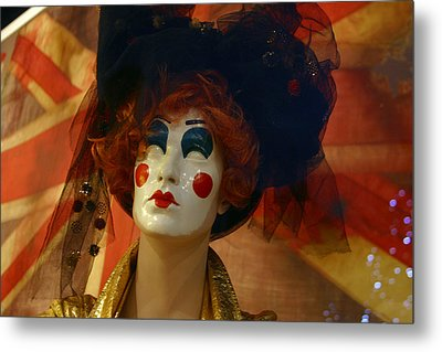 The Old Days Metal Print by Jez C Self