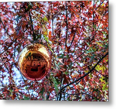 The Ornament Metal Print
