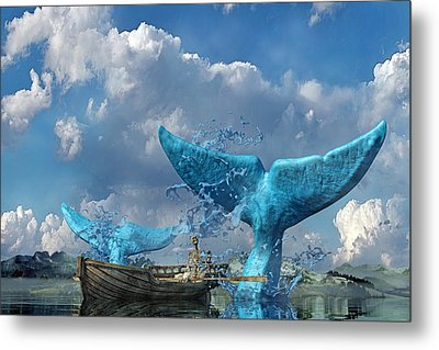 The Outsiders Metal Print by Betsy Knapp