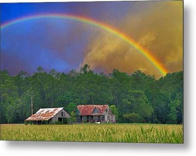 The Promise Metal Print by Jan Amiss Photography