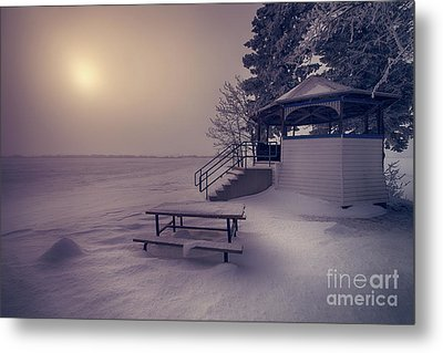 The Quiet Place Metal Print by Ian McGregor