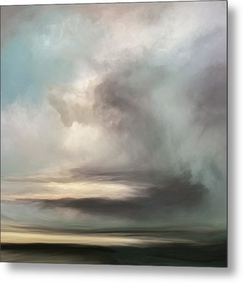 The Rift Metal Print by Lonnie Christopher