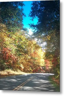 The Road Home Metal Print by Patricia Taylor
