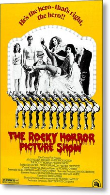 The Rocky Horror Picture Show Metal Print