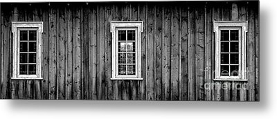 The School House Metal Print