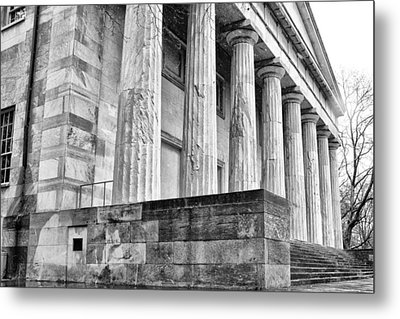 The Second Bank Of The United States Metal Print