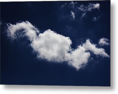 Metal Print featuring the photograph The Sky Is The Limit by Michael Albright