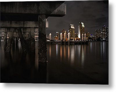 The Skyline Of San Diego Metal Print