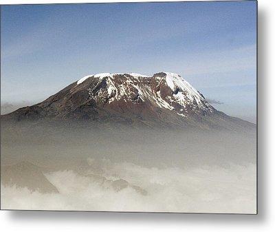 The Snows Of Kilimanjaro Metal Print