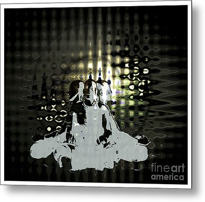 The Soul Connection Metal Print