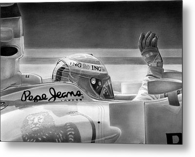 The Spaniard Metal Print by Lyle Brown