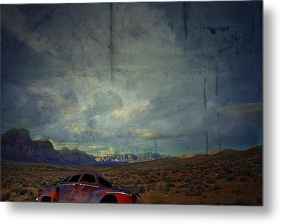 The Story Goes On  Metal Print by Mark Ross