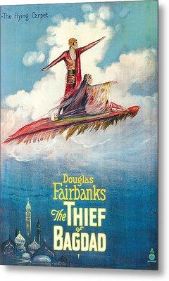 The Thief Of Bagdad,  Douglas Metal Print by Everett