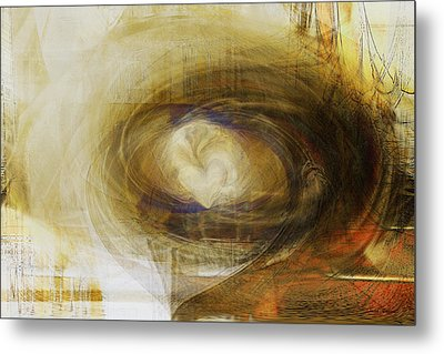 The Tide Of The Heart Metal Print
